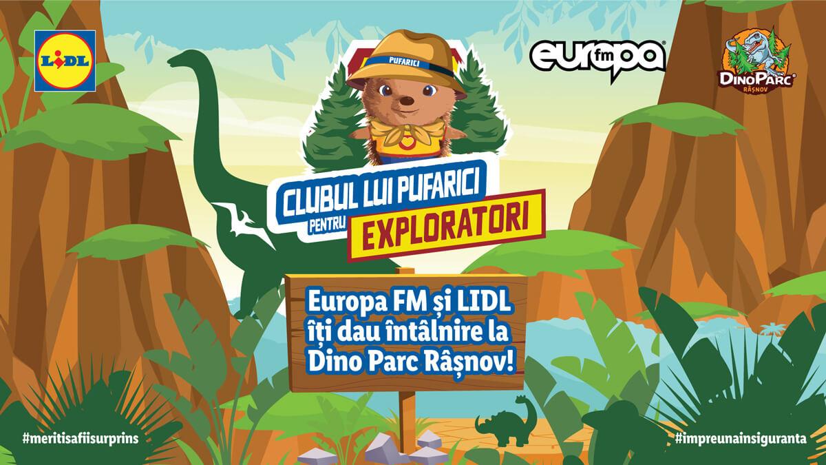 Clubul lui Pufarici pentru exploratori
